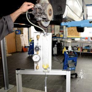 Werkstattausrüstung: Doppelherz