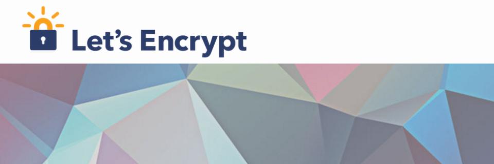 Synology unterstützt mit DSM 6 kostenlose SSL-Zertifikate von Let´s Encrypt (Let´s Encrypt).