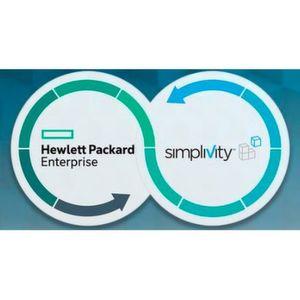 HPE kauft Simplivity