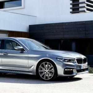 Die neue Business-Klasse: Der BMW 5er