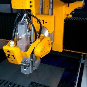 Hoch automatisierte Laserschneidanlage überzeugt ungarischen Stahlwarenhändler