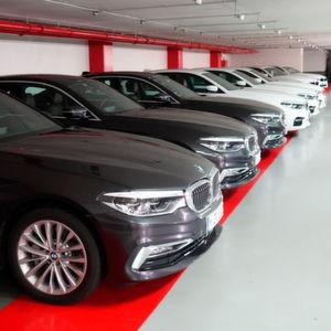 BMW legt beim Absatz erneut kräftig zu