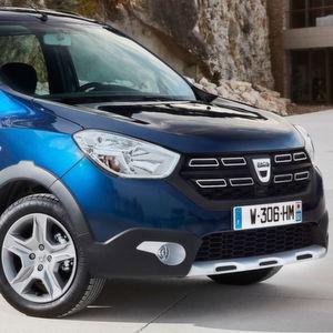 Dacia rüstet Lodgy und Dokker optisch auf