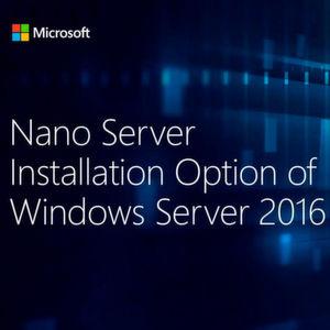 In 10 Schritten zum Nano-Server