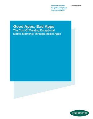Gute Apps, schlechte Apps