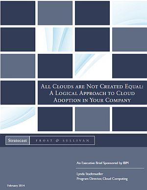 Eine logische Annäherung an die Cloud-Einführung in Ihrem Unternehmen
