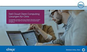 Cloud Client Computing Lösungen für Citrix