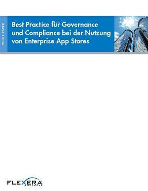 Governance und Compliance bei der Nutzung von Enterprise App Stores