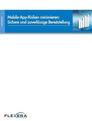 Mobile-App-Risiken minimieren