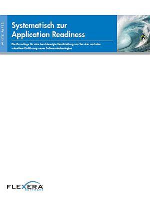 Systematisch zur Application Readiness