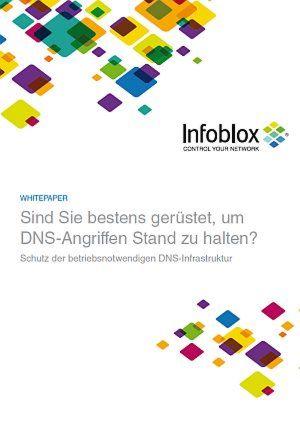 Schutz der betriebsnotwendigen DNS-Infrastruktur