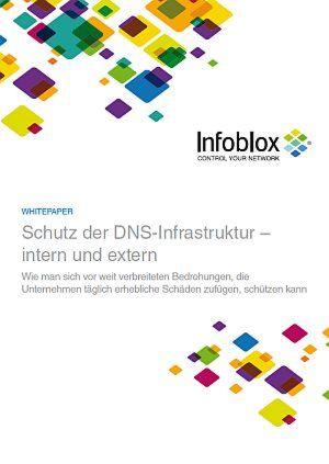 Schutz der DNS-Infrastruktur