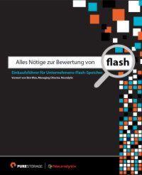 Einkaufsführer für Unternehmens-Flash-Speicher