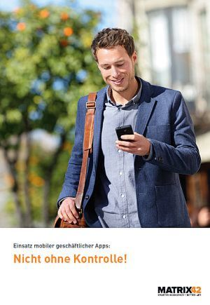 Der Einsatz mobiler geschäftlicher Apps