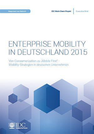 Mobility-Strategien in deutschen Unternehmen