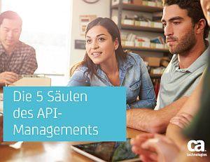 Die 5 Säulen des API-Managements