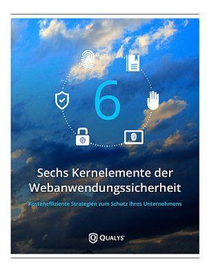 6 Kernelemente der Webanwendungssicherheit