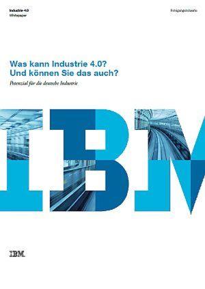 Was kann Industrie 4.0? Und können Sie das auch?