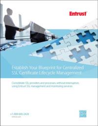 Verwalten Sie Ihr zentralisiertes SSL-Zertifikat