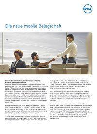 Die neue mobile Belegschaft