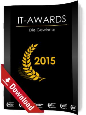 IT-Awards 2015 - das Gewinner-Buch