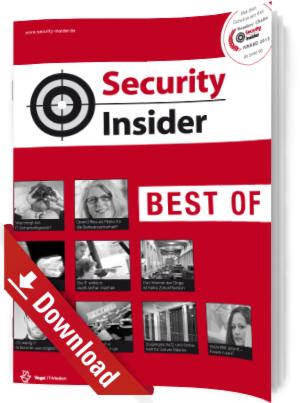BEST OF – Das Security-Insider-Jahrbuch