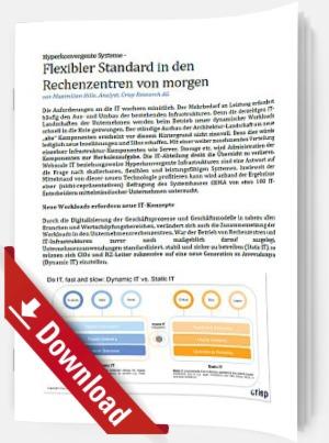 Flexibler Standard in den Rechenzentren von morgen