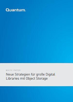 Neue Strategien für große Digital Libraries