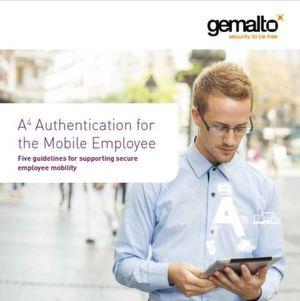 A4-Authentifizierung für den mobilen Mitarbeiter