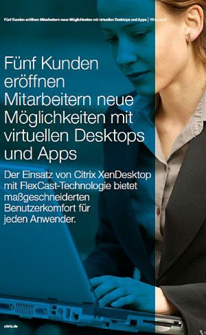 Neue Möglichkeiten mit virtuellen Desktops und Apps