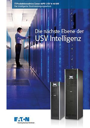 Die nächste Ebene der USV Intelligenz