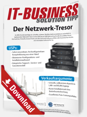Der Netzwerk-Tresor
