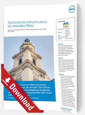 Technische Infrastruktur für soziales Netz