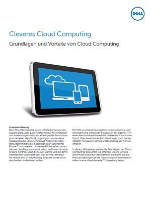 Cleveres Cloud Computing