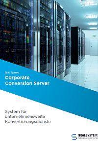 Ein System für unternehmensweite Konvertierungsdienste