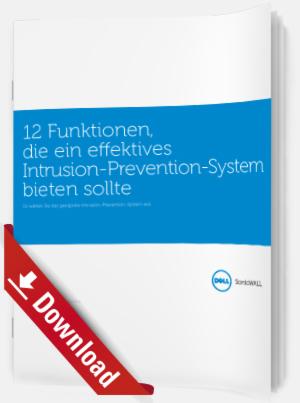 12 Funktionen, die ein Intrusion-Prevention-System bieten sollte