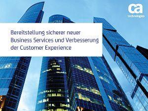 Bereitstellung sicherer Business Services