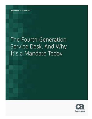 Der Service-Desk der vierten Generation