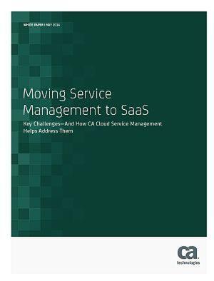 Das Service-Management auf SaaS migrieren