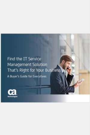 Finden Sie die richtige IT-Service-Management-Lösung für Ihr Unternehmen