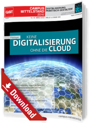 Keine Digitalisierung ohne die Cloud