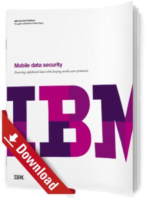 Mobile Datensicherheit
