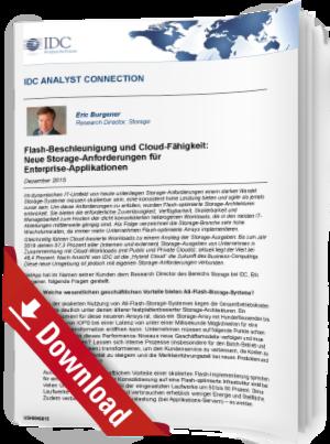 Neue Storage-Anforderungen für Enterprise-Applikationen