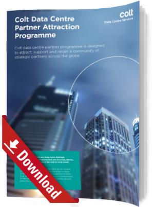 Förderprogramm und Promotion für Datacenter-Partner