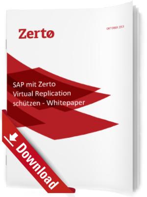 Schutz virtualisierter SAP-Anwendungen