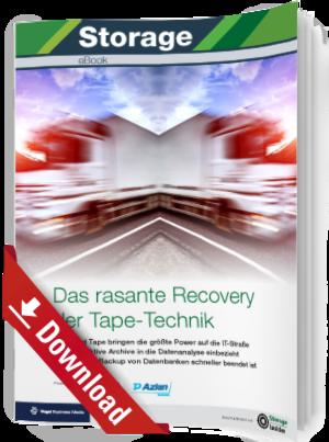 Das rasante Recovery der Tape-Technik