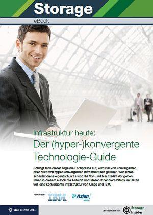 Der (hyper-)konvergente Technologie-Guide
