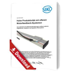 Sensorenvergleich für lineare und rotative Direktantriebe
