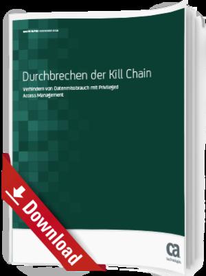 Durchbrechen der Kill Chain