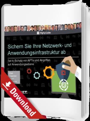 Absicherung der Netzwerk- und Anwendungsinfrastruktur